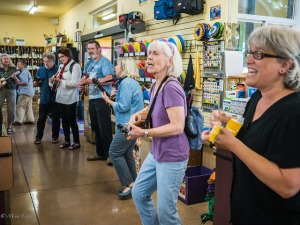 Co-op Flash Mob