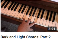 Dark and light chords part 2