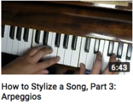 How to Stylize a song part 3