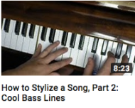 How to stylize a song part 2