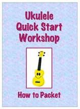 Ukulele Quick Start graphic
