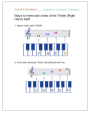 How to Memorize Treble Staff Notes