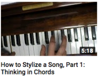 How to Stylize a Song Part 1